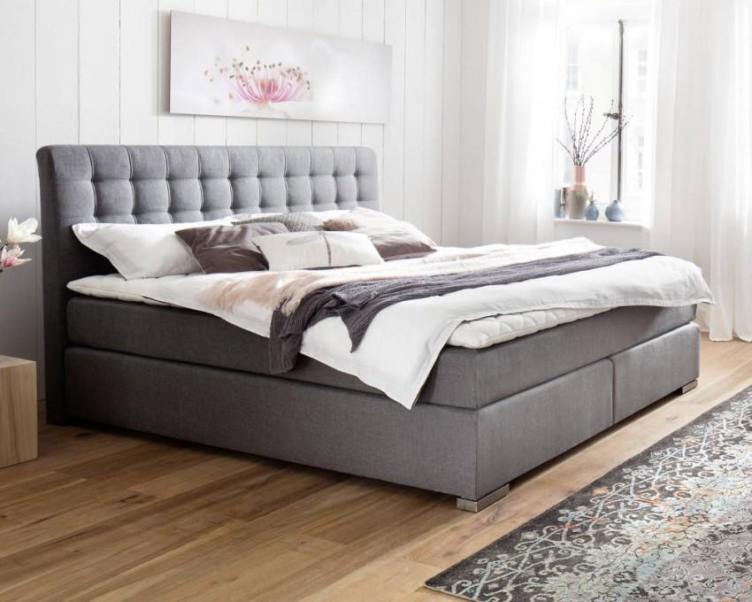 Meisemöbel Boxspringbett Lenno  House Master Bedroom In von Einrichtung Schlafzimmer Ideen Bild