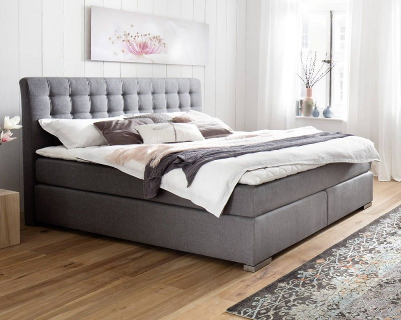 Meisemöbel Boxspringbett Lenno  House Master Bedroom In von Schlafzimmer Ideen Mit Boxspringbett Photo