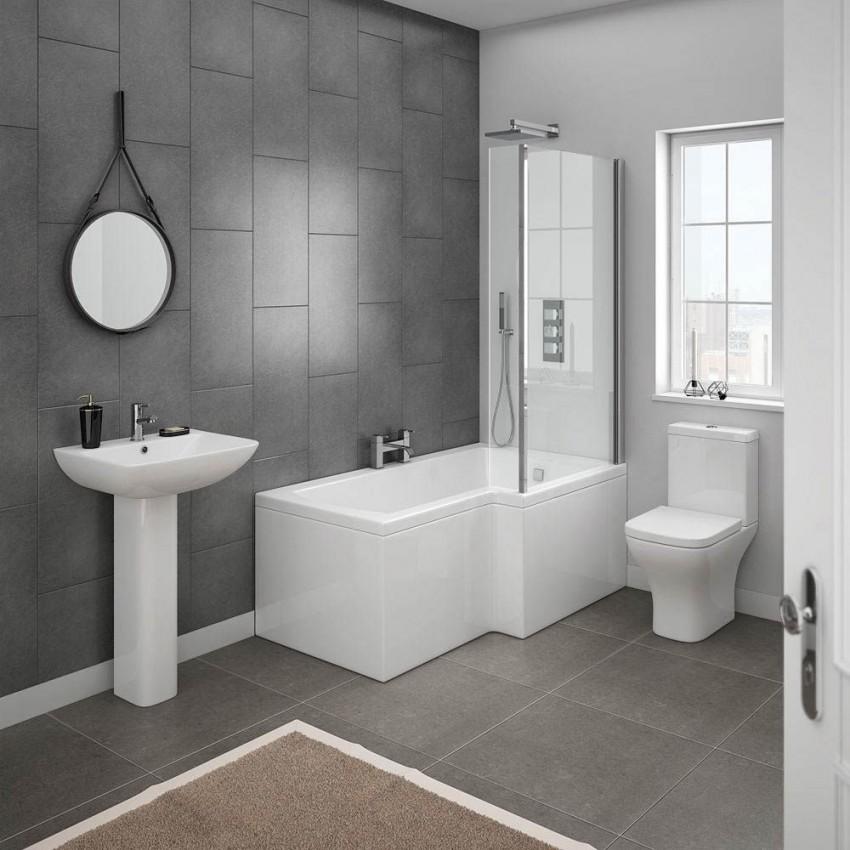Moderne Badezimmer Ideen  Schlafzimmer  Contemporary Style von Kleines Badezimmer Fliesen Ideen Bild