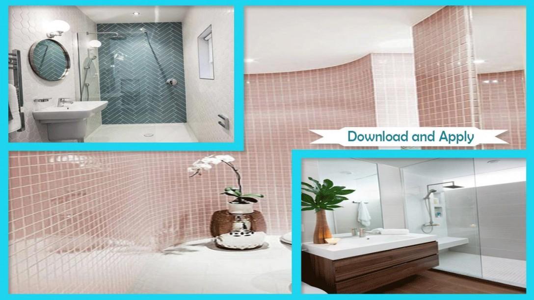 Neue Badezimmer Fliesen Designideen Für Android  Apk von Badezimmer Fliesen Design Ideen Photo