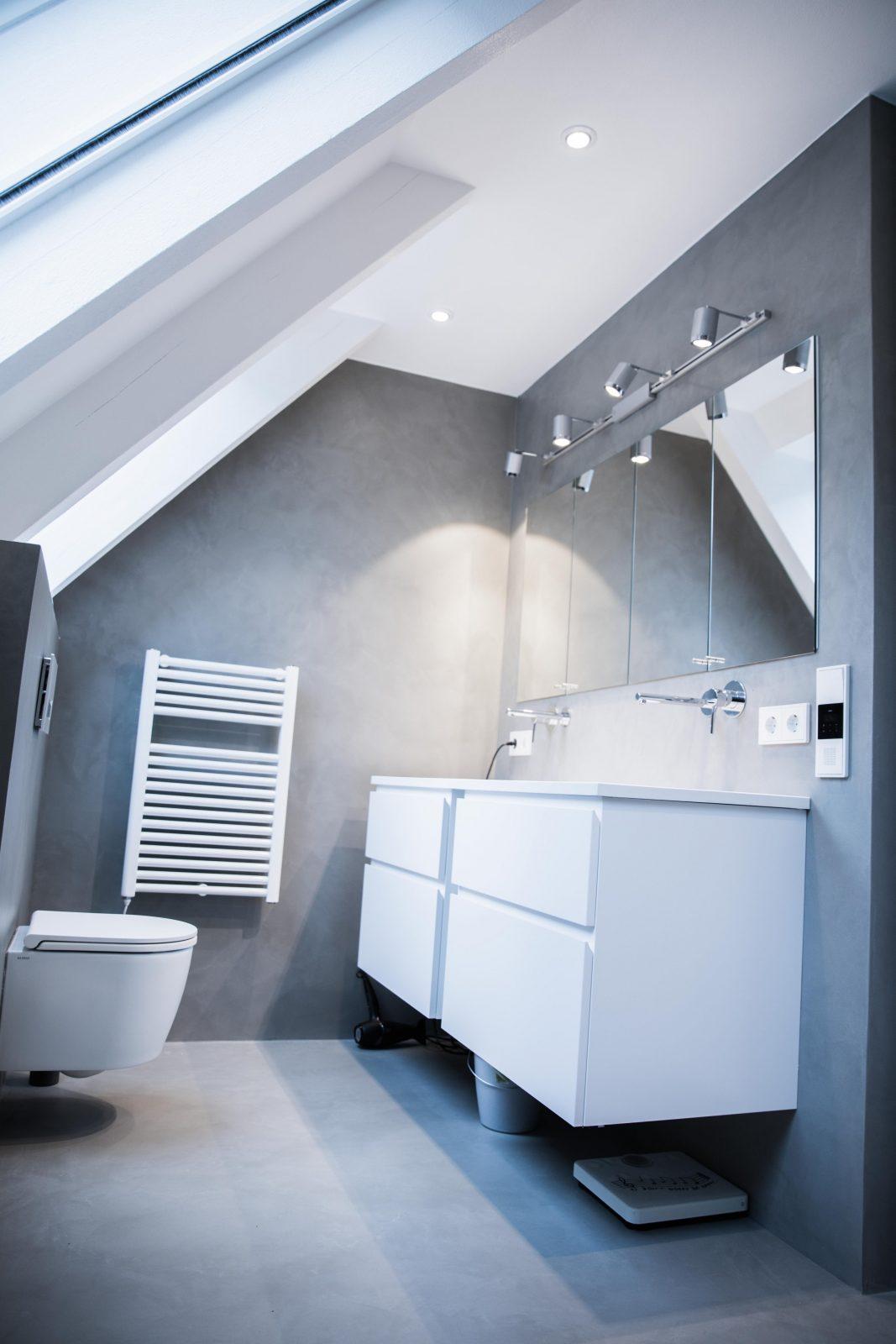 Pandomo Wall Designboden Badezimmer Ohne Fliesen Und Fugen von Badezimmer Ideen Ohne Fliesen Photo
