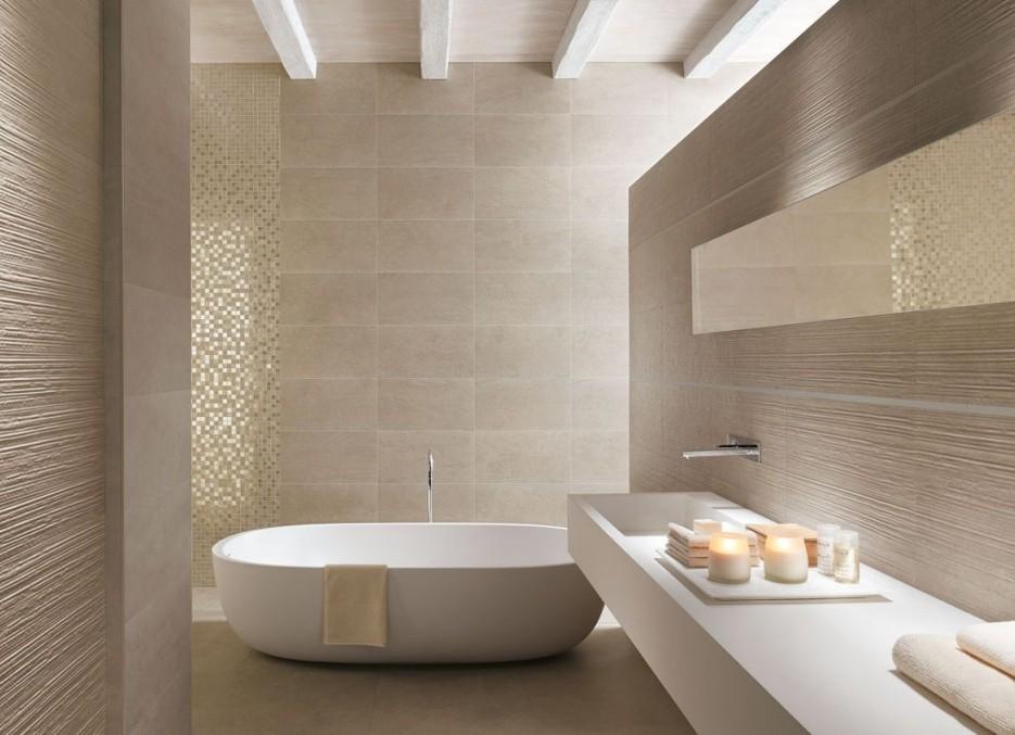 Pin Auf Dekoideen Bad Selber Machen von Badezimmer Modern Fliesen Photo