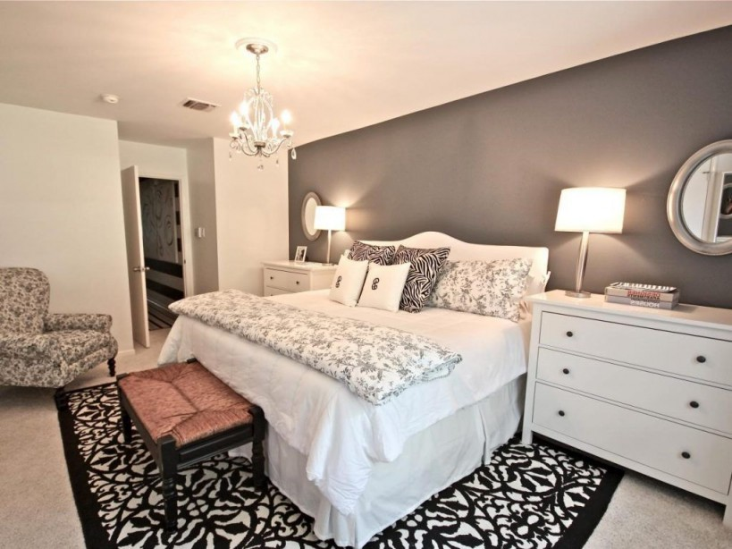 Room Decor Ideen Für Frauen  Mom Bedroom Ideas von Schlafzimmer Weiß Ideen Bild