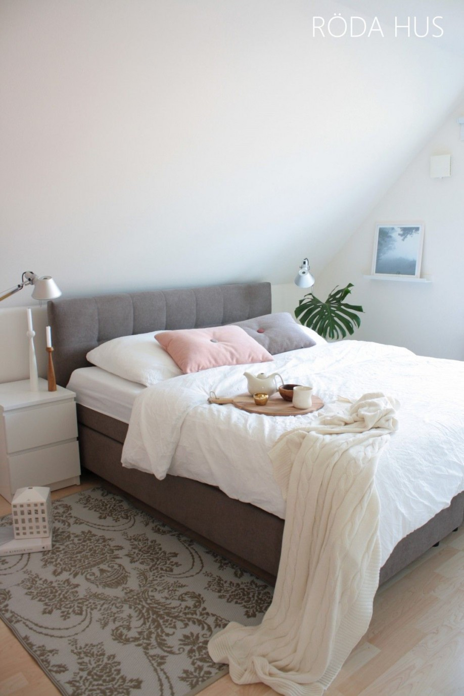Schlafzimmer Boxspringbett Boxsping Bed Bedroom  Future von Schlafzimmer Ideen Boxspringbett Bild