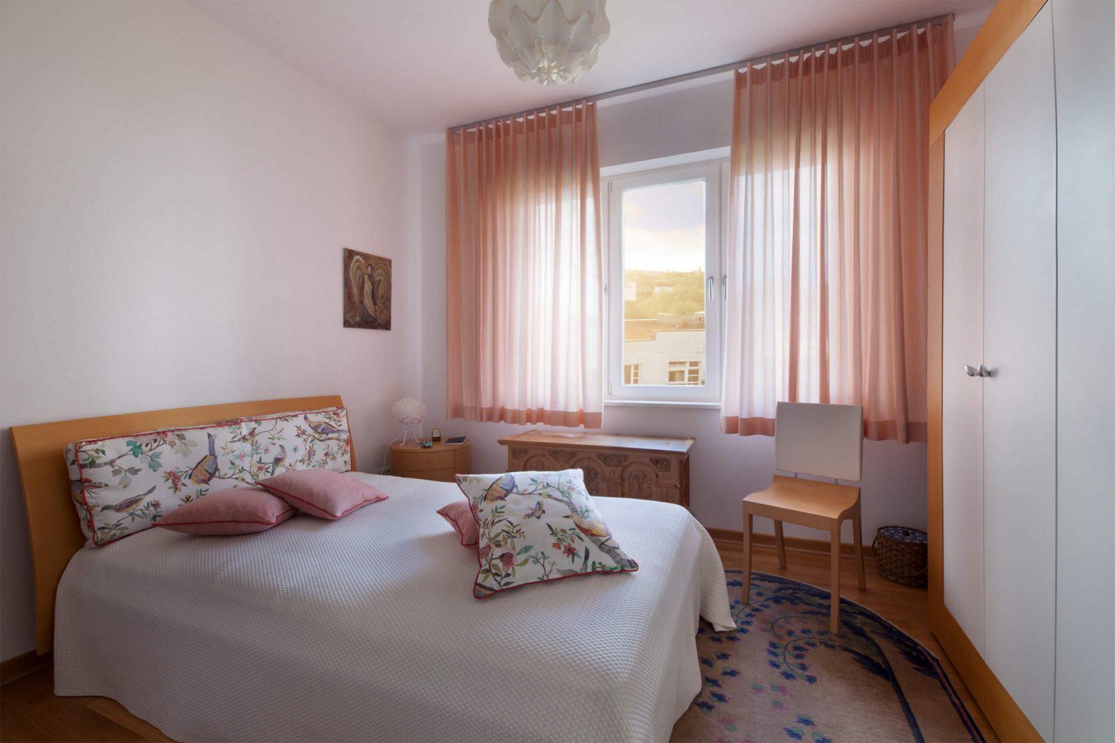 Schlafzimmer Gardinen In Berlin Charlottenburg von Vorhang Ideen Schlafzimmer Bild