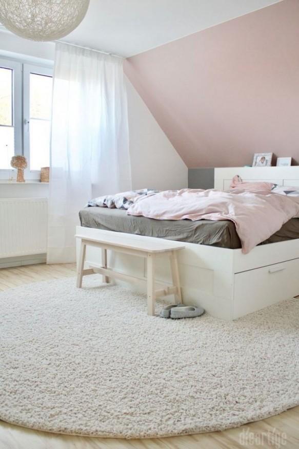 Schlafzimmer Grau Weiß Pinterest  Schlafzimmer Ideen von Schlafzimmer Weiß Ideen Bild
