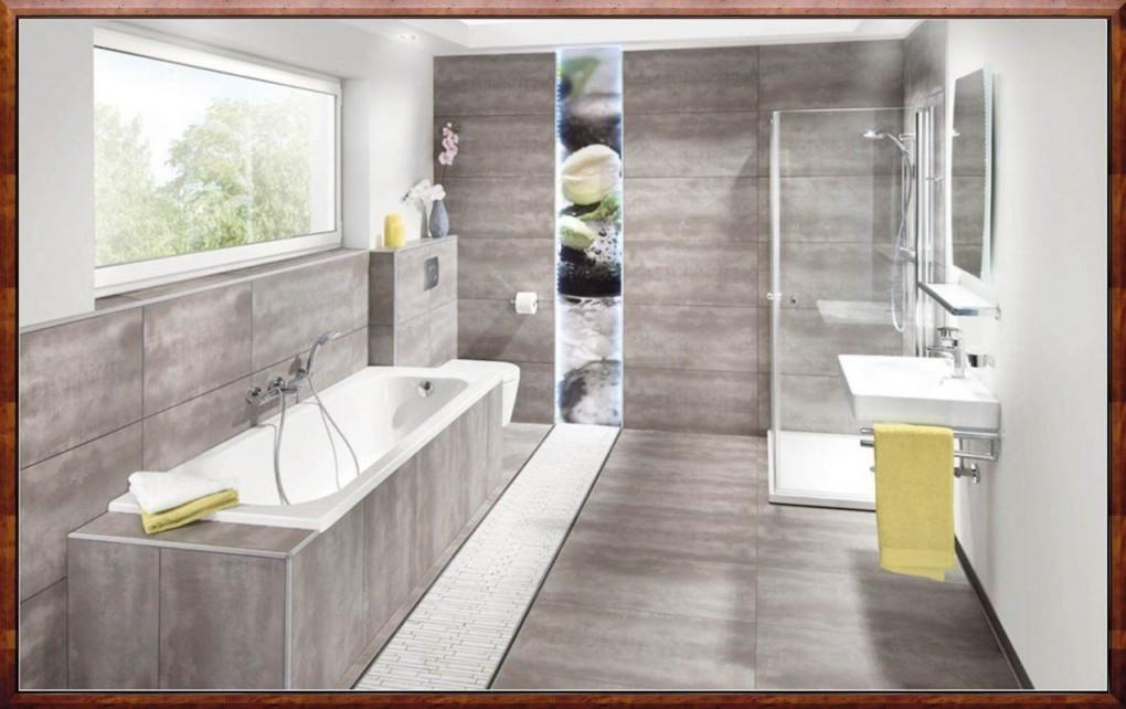 Schlafzimmer Ideen Grau Moderne Badezimmer Fliesen Beige Mit von Schlafzimmer Ideen Grau Bild