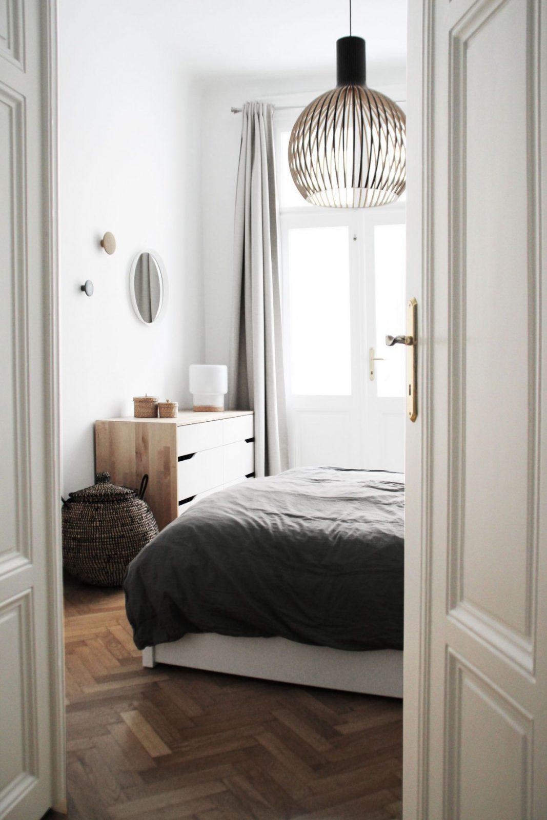 Schlafzimmer Ideen Zum Einrichten  Gestalten von Einrichtung Schlafzimmer Ideen Bild