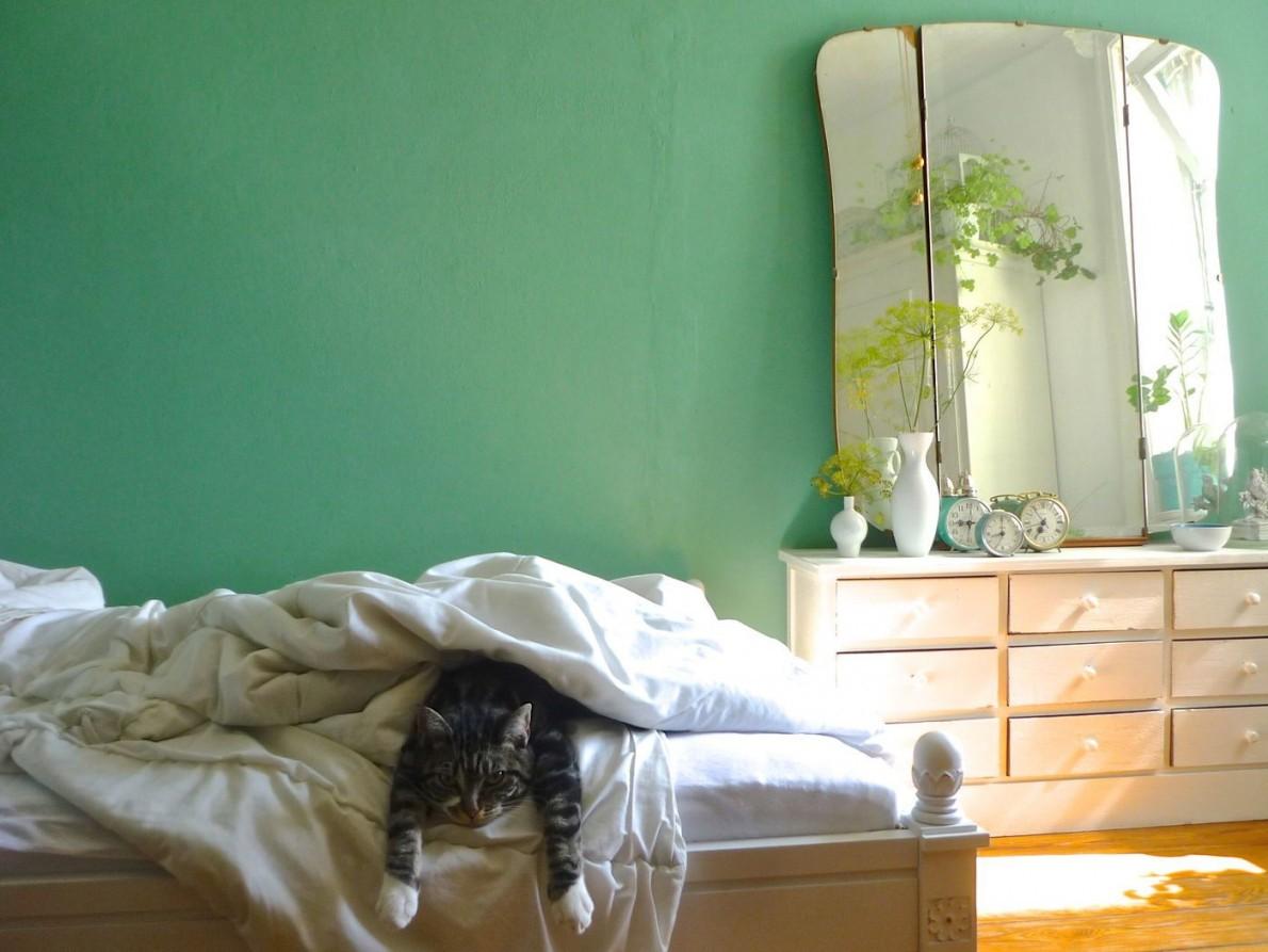 Schlafzimmer Ideen Zum Einrichten  Gestalten von Schlafzimmer Neu Gestalten Ideen Photo