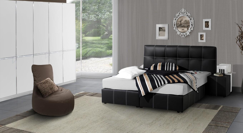 Schlafzimmer Komplett Mit Boxspringbett Kaufen Auf Betten von Schlafzimmer Boxspringbett Ideen Bild