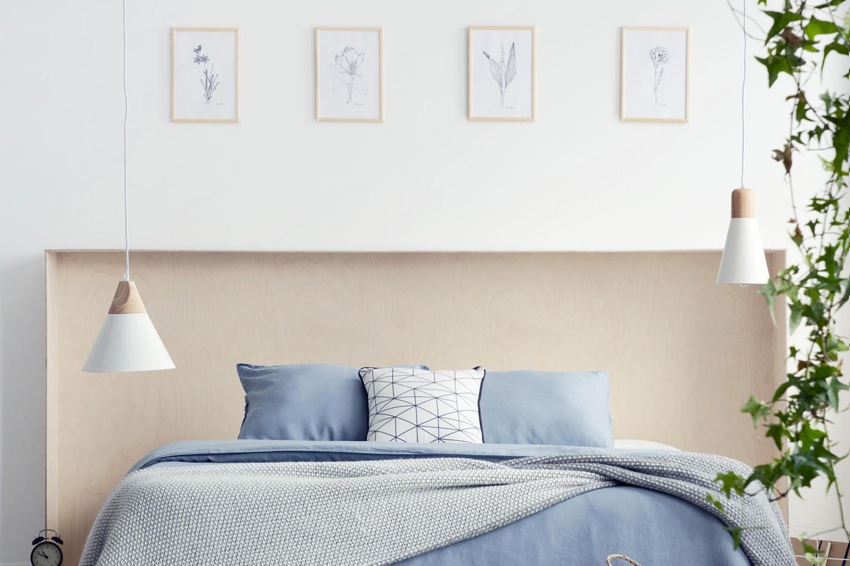 Schlafzimmerfarben Wirkung Tipps Ideen Bilder  Glamour von Wandfarben Ideen Schlafzimmer Bild