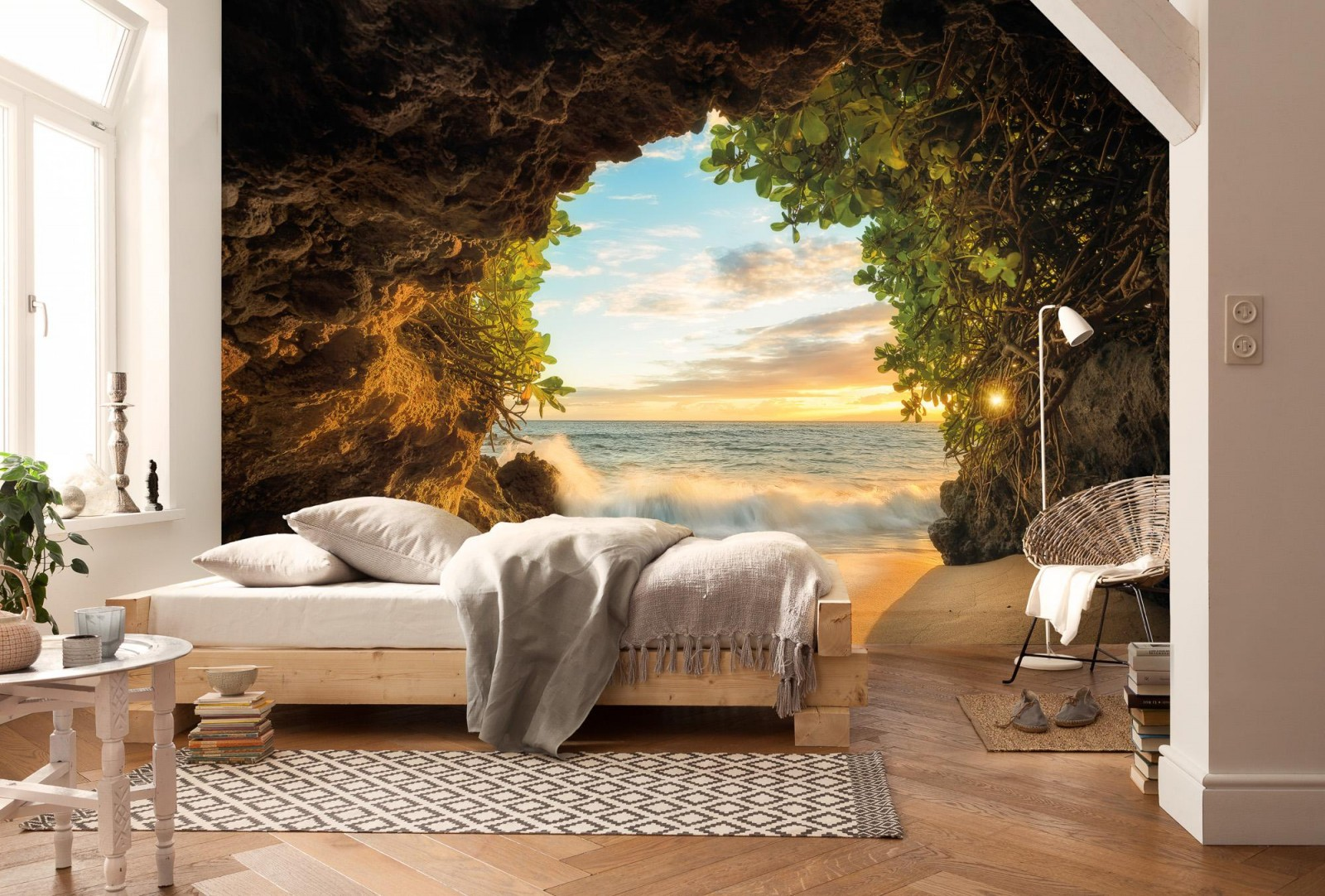 Schlafzimmerwandgestaltung Lass Dich Inspirieren von Schlafzimmer Ideen Wandgestaltung Bild