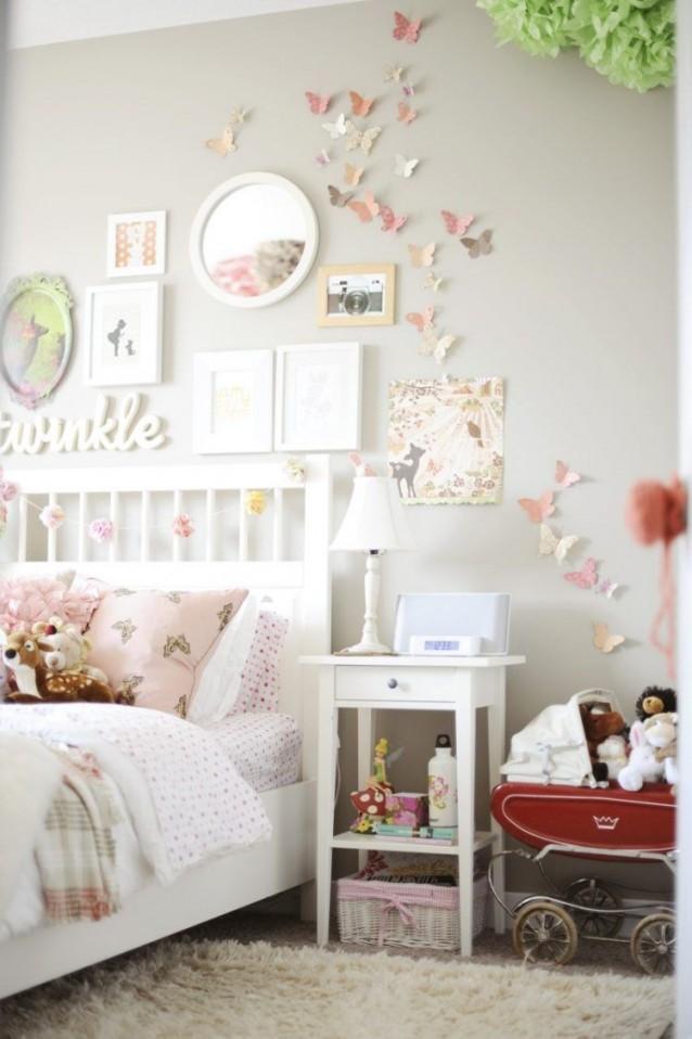 Schmetterlinge Fotos Spiegel Sind Unter Den Beliebtesten von Dekoration Für Teenager Zimmer Photo