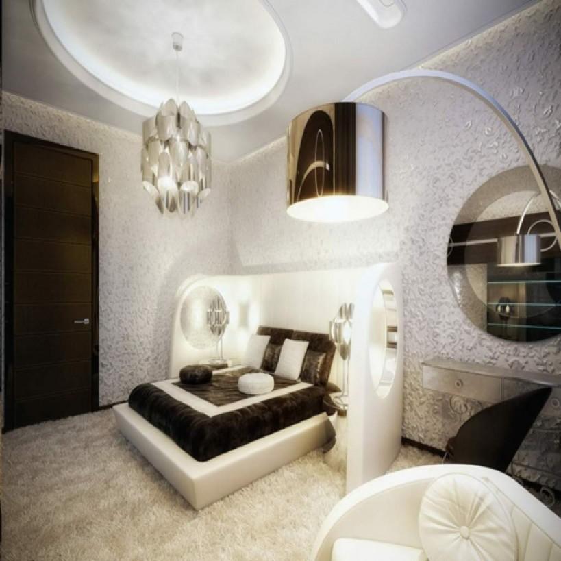 Schone Schlafzimmer Led Lampen Ideen Fur Kleine Schoner von Schöne Schlafzimmer Ideen Bild