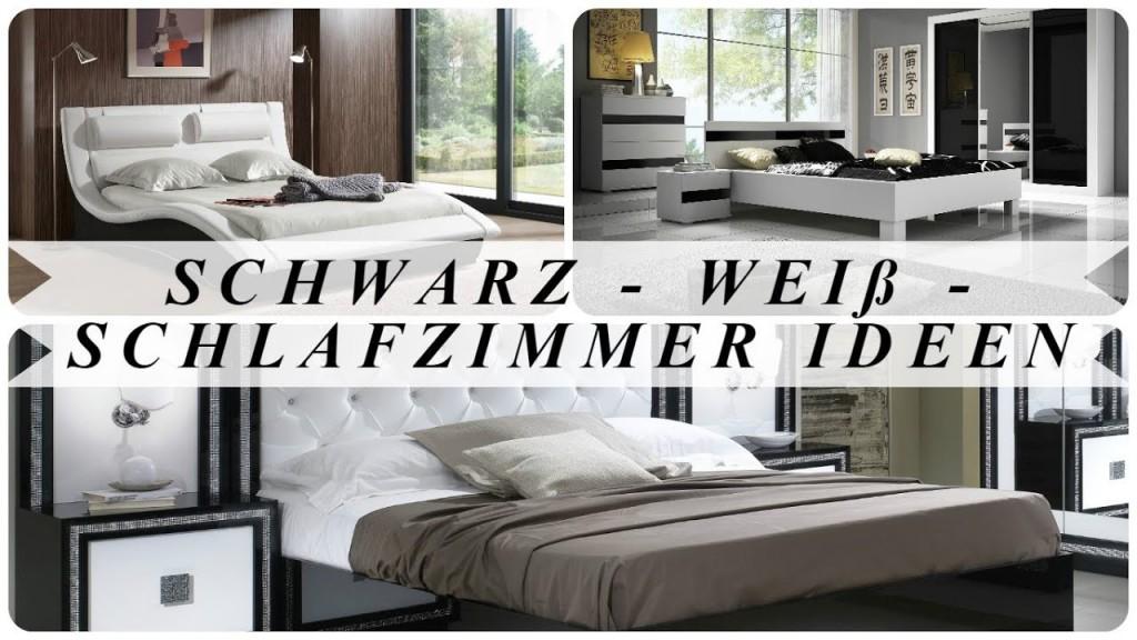 Schwarzweiß  Schlafzimmer Ideen von Schlafzimmer Ideen Weiß Photo