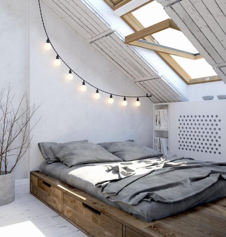 Skandinavische Schlafzimmer Ideen  Gemütliche Schlafzimmer von Schöne Schlafzimmer Ideen Photo