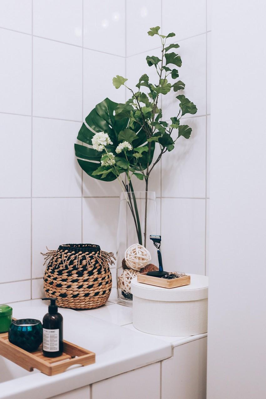 So Einfach Lässt Sich Ein Kleines Badezimmer Modern von Badezimmer Verschönern Dekoration Bild