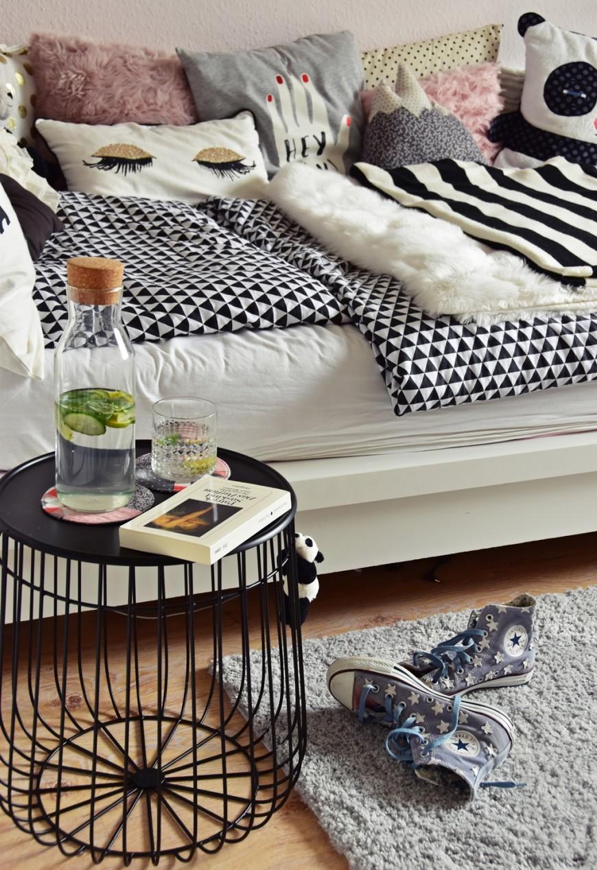 Teenager Mädchen Zimmer von Dekoration Für Teenager Zimmer Bild