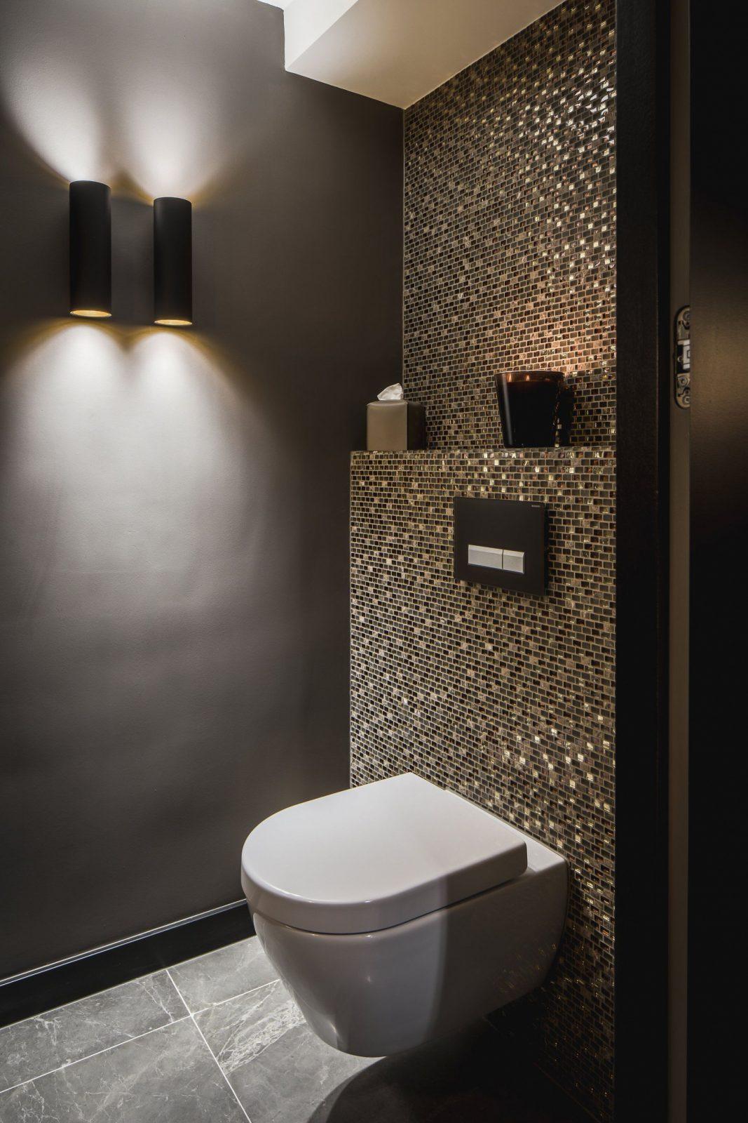 Understated Glamour In Your Bathroom  Home Renovation In von Schöne Badezimmer Fliesen Bild