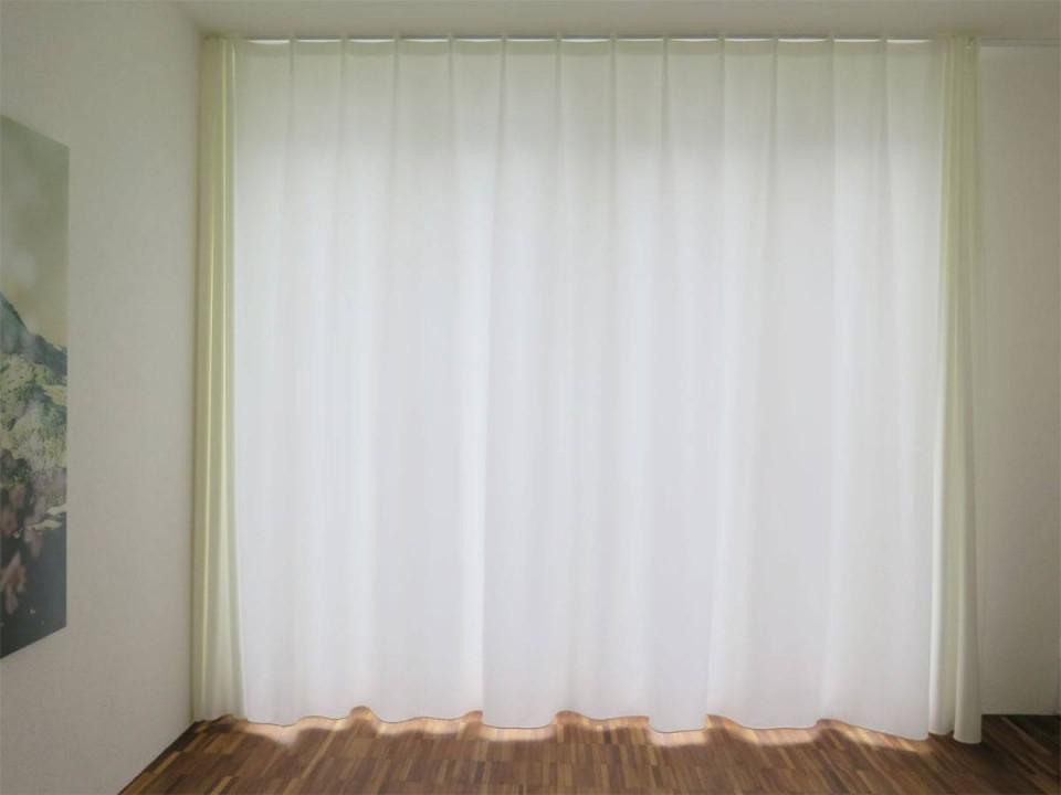 Vorhang Ideen Schlafzimmer  Weisservorhangch von Vorhang Ideen Schlafzimmer Bild
