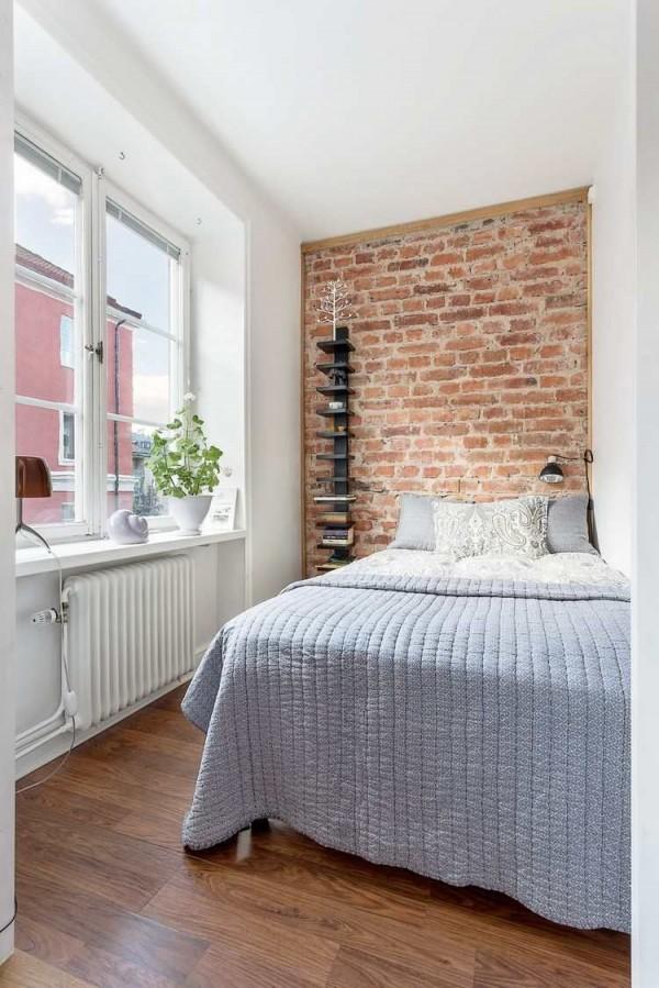 Wand Hinter Dem Bett Interessant Gestalten  Sypialnia In von Ideen Schlafzimmer Einrichten Photo