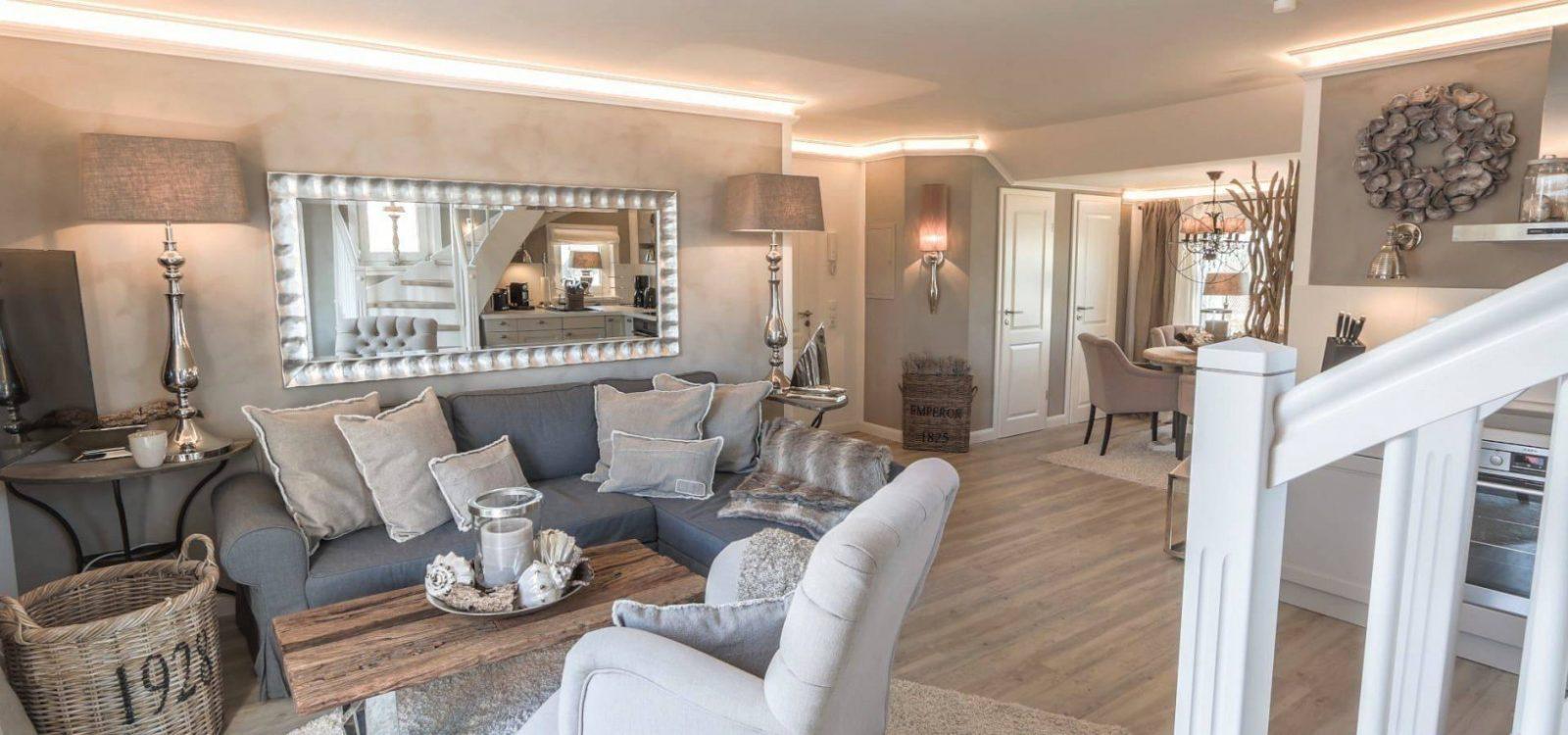 Wohnzimmer Ideen Landhausstil Modern Luxury Weihnachtsdeko von Einrichtung Landhausstil Dekoration Photo