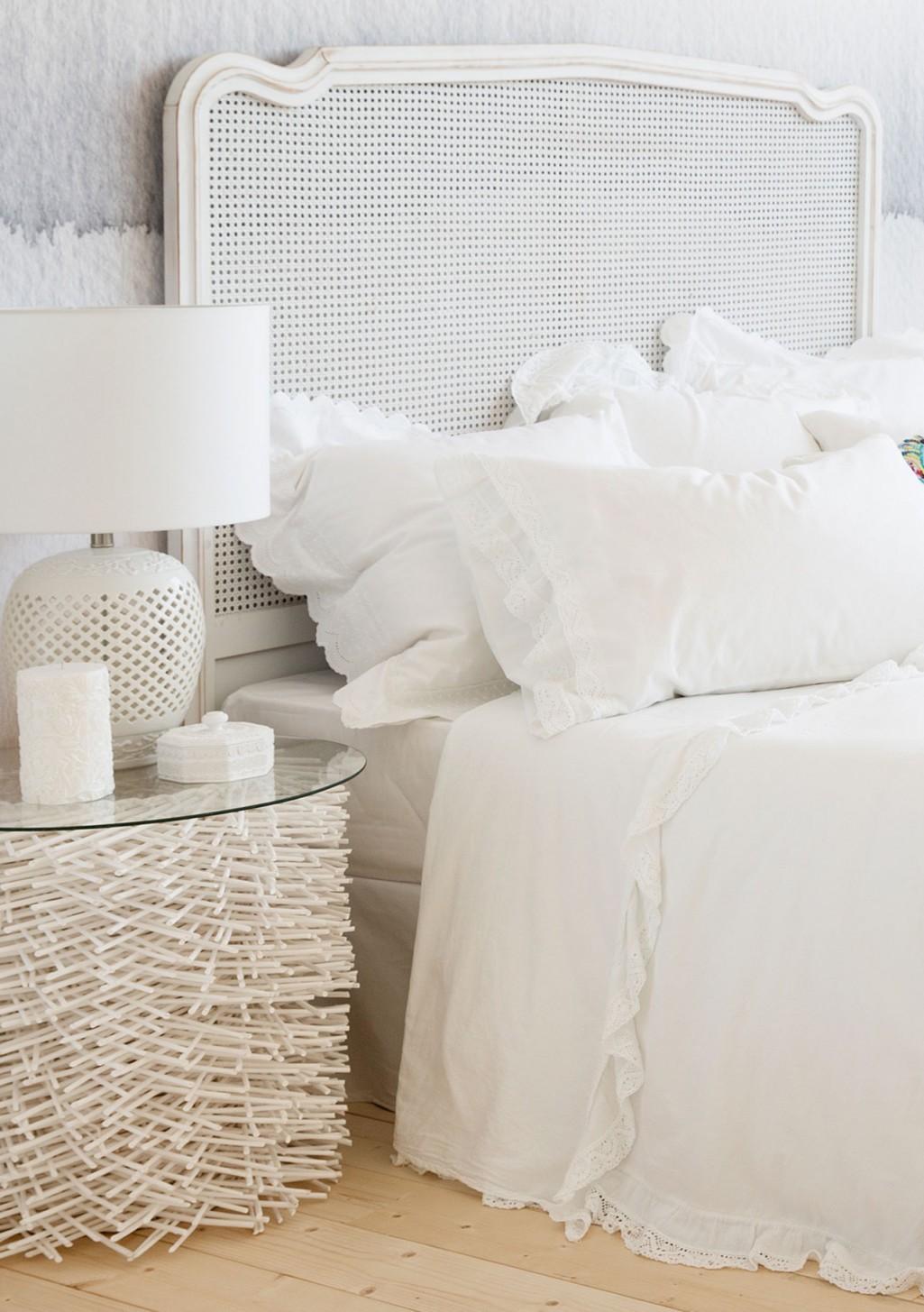 Zara Home Schlafzimmer Ideen In Weiß  Freshouse von Schlafzimmer Weiß Ideen Bild