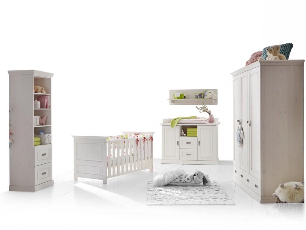 14 Herrlich Galerie Von Babyzimmer Massivholz  Kinderzimmer von Babyzimmer Komplett Massivholz Bild