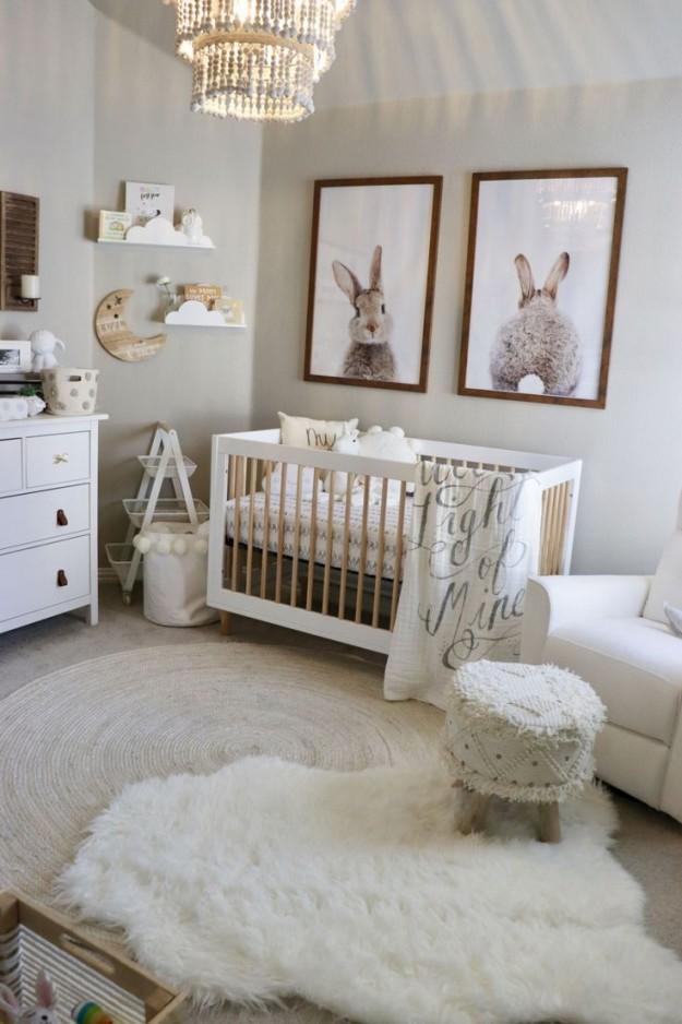 2018 Ideen Für Ein Kinderzimmerbabyzimmer  Gästezimmer Als von Deko Ideen Babyzimmer Bild