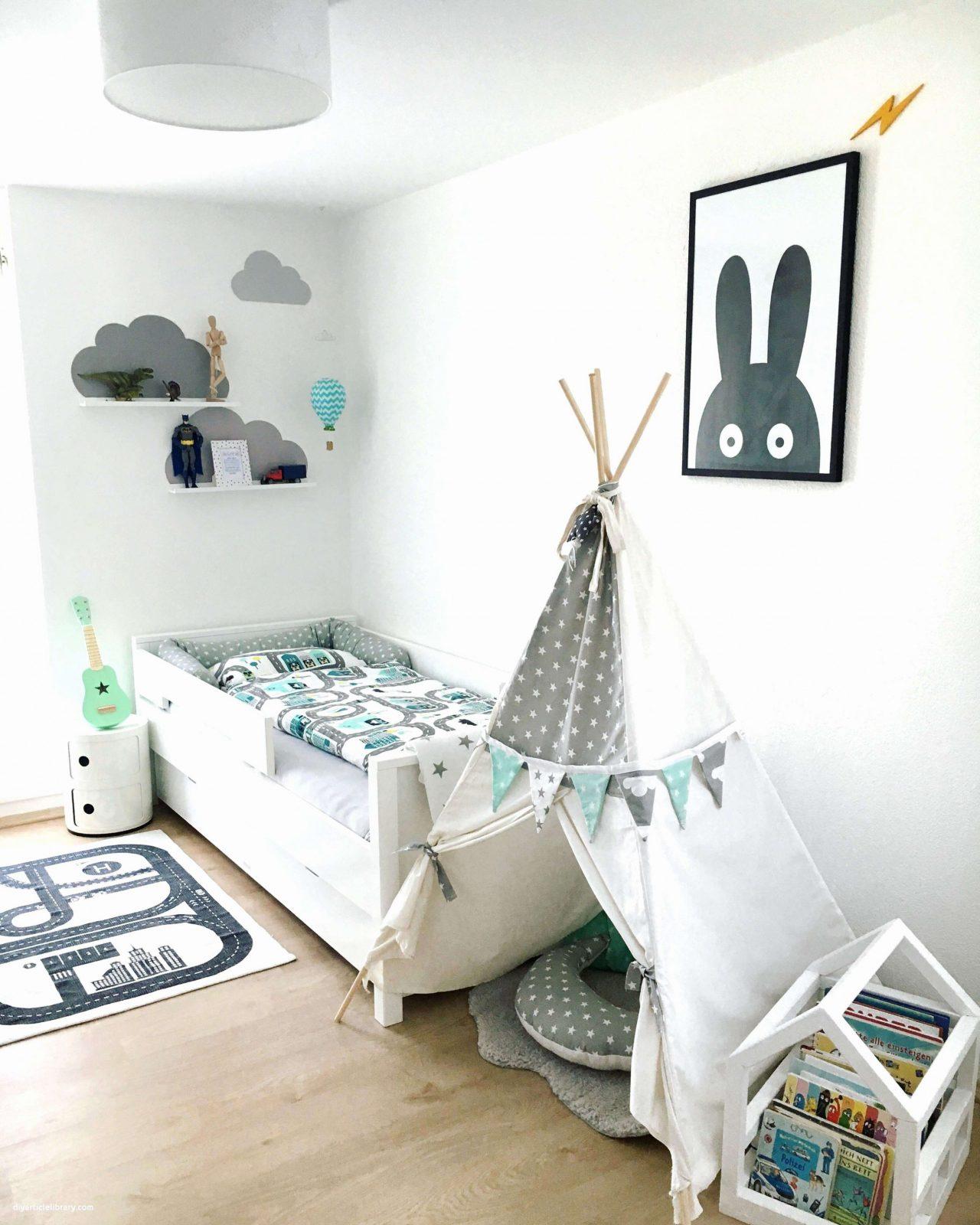 30 Luxus Von Kinderzimmer Wandgestaltung Ideen Planen von Babyzimmer Wand Ideen Photo