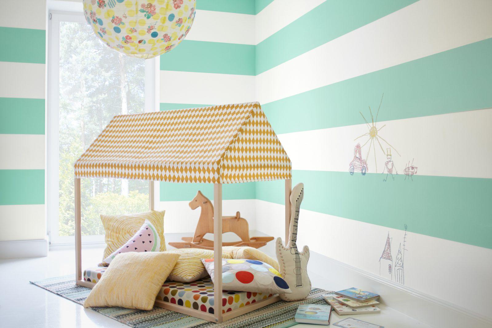 42 Interessant Babyzimmer Gestalten Wände Kleines von Babyzimmer Wände Gestalten Ideen Bild
