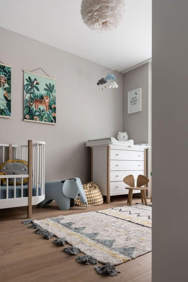 5 Tipps Um Ein Kleines Kinderzimmer Einzurichten  Kleines von Babyzimmer Einrichten Junge Bild