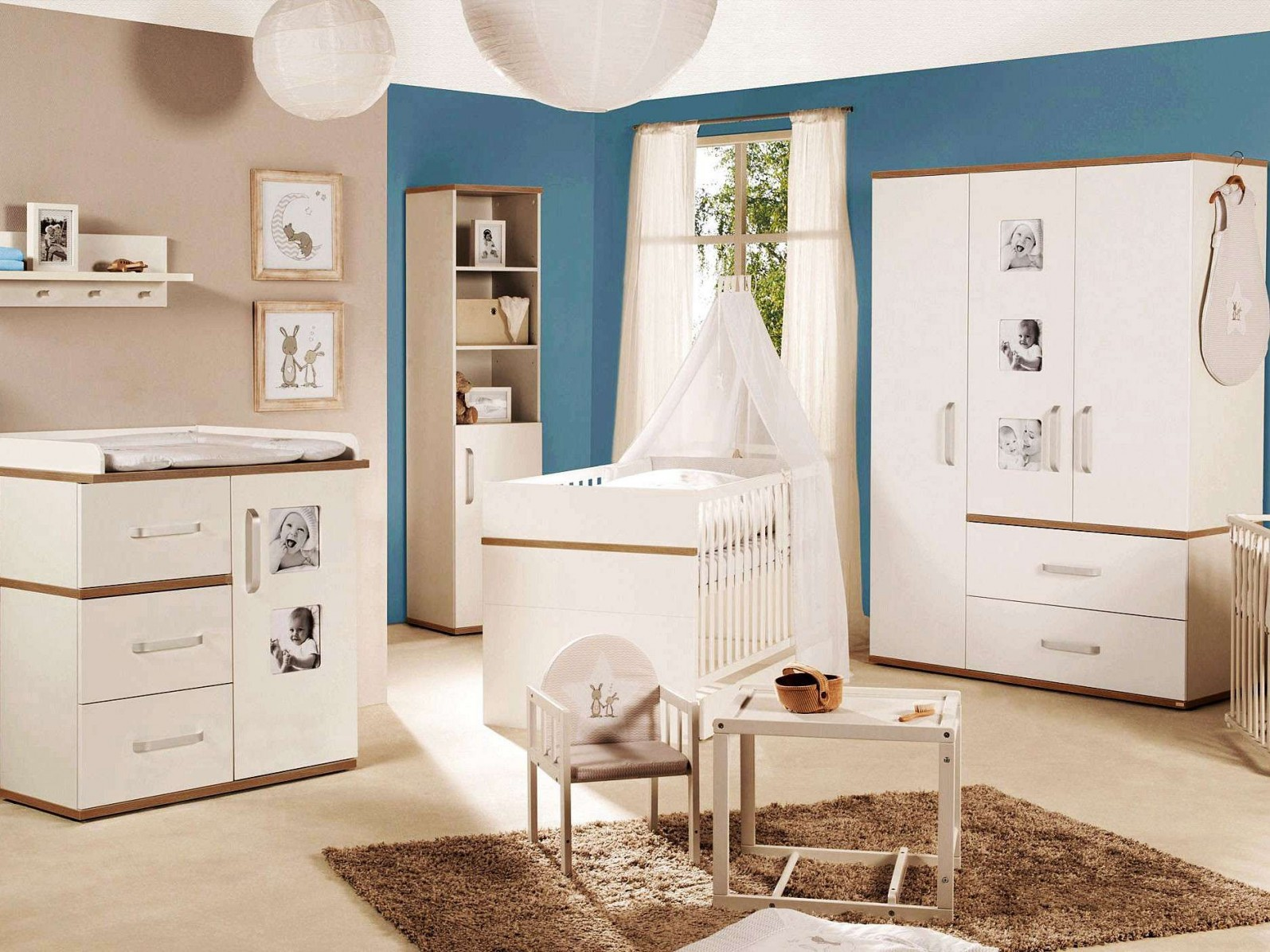 Baby Kinderzimmer Komplett Günstig Genial Babyzimmer Gunstig von Günstige Babyzimmer Komplett Bild