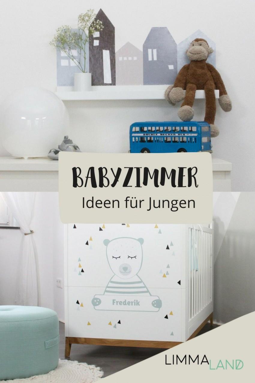 Babyzimmer Für Jungen Viele Schöne Ideen Inspiration Und von Deko Für Babyzimmer Junge Bild