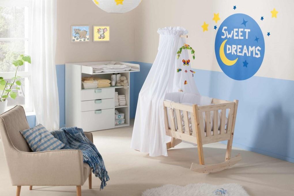 Babyzimmer Gestalten  Hornbach von Babyzimmer Einrichten Junge Photo