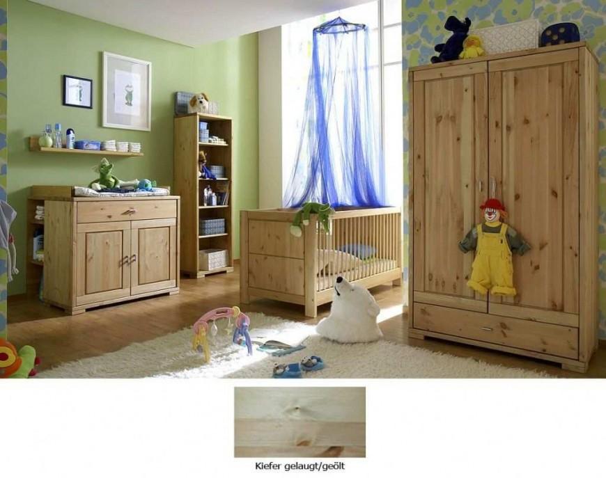 Babyzimmer Komplett  Jharp von Babyzimmer Komplett Massivholz Bild