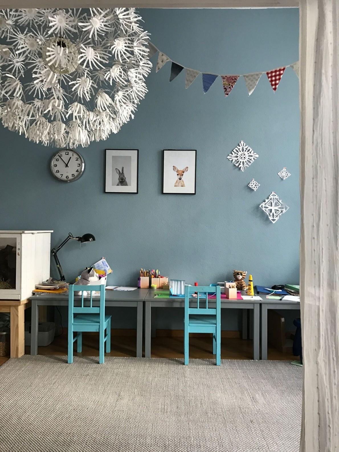 Die Besten Ideen Für Die Wandgestaltung Im Kinderzimmer von Babyzimmer Wände Gestalten Ideen Bild