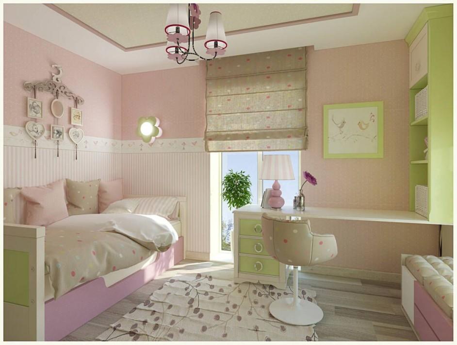 Die Schönsten Ideen Für Ein Mädchenzimmer  Zimmer Mädchen von Babyzimmer Mädchen Einrichten Photo