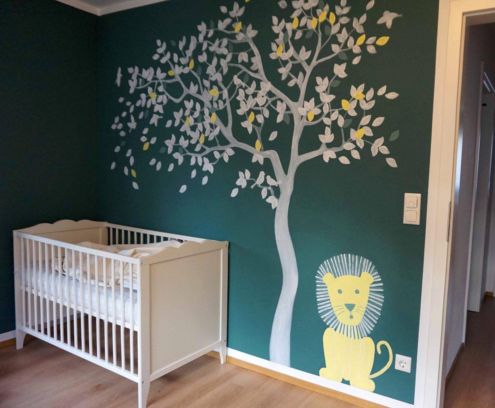 Diy Kinderzimmer Deko — Temobardz Hg von Babyzimmer Deko Blau Bild