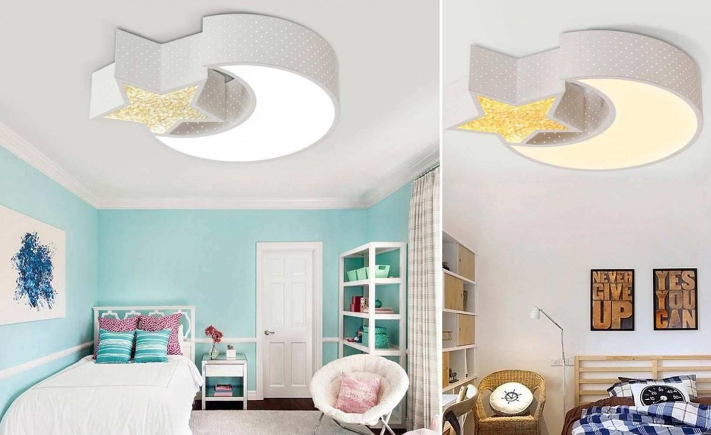 Kinderzimmer Deckenlampe Neu Led Deckenleuchte Dimmbar von Deckenlampe Babyzimmer Junge Photo