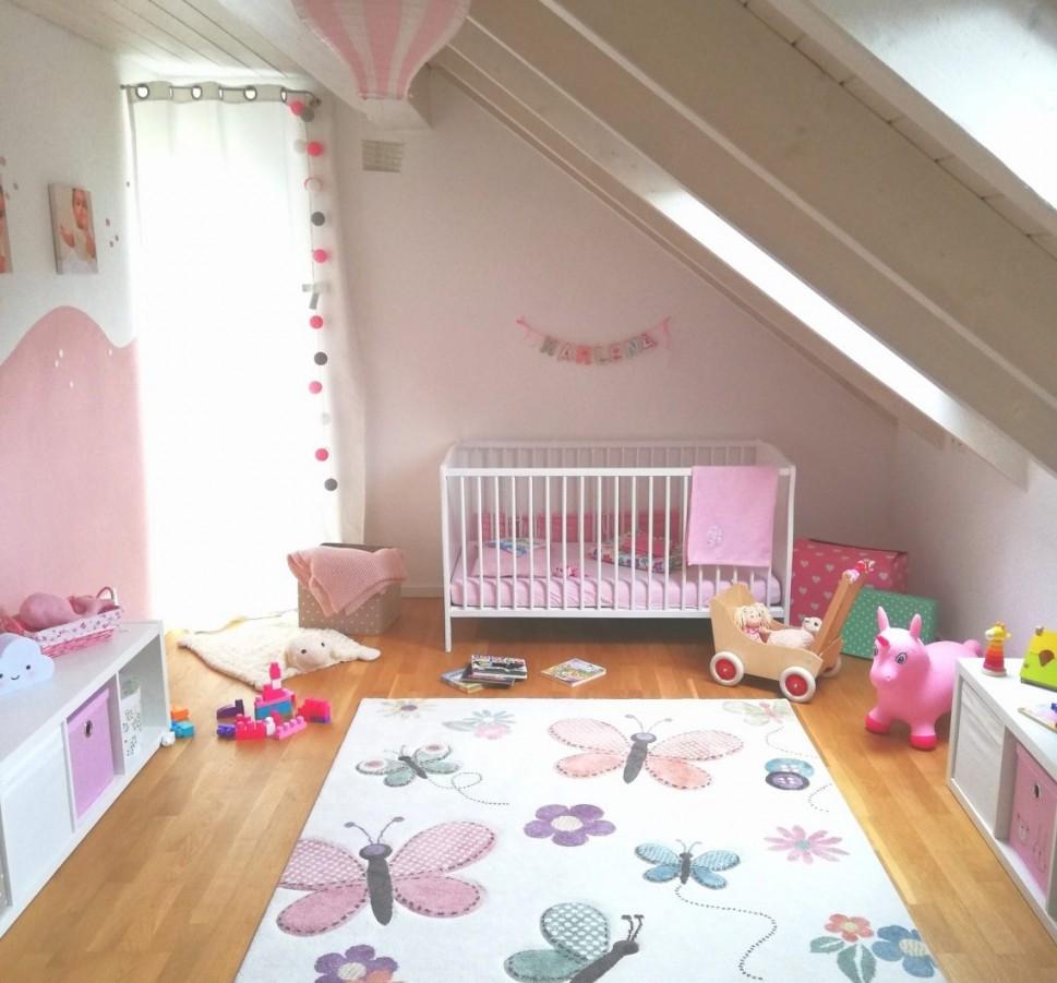 Kinderzimmer Einrichten  10 Tipps Und Ideen Für Die Gestaltung von Babyzimmer Wände Gestalten Ideen Photo