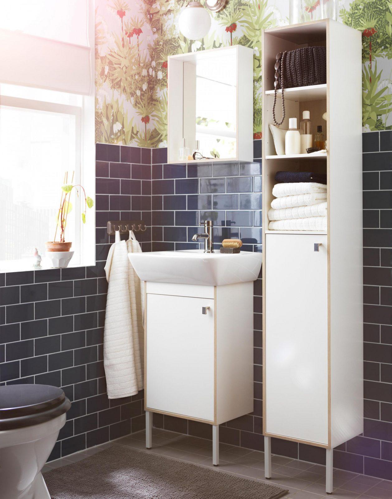 Kleine Badezimmer Größer Machen Finde Ideen Bei Couch von Badfliesen Ideen Kleines Bad Bild