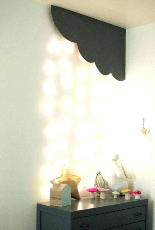 Komplette Wandgestaltung Wohnzimmer Ideen  Diy For Your von Babyzimmer Wände Gestalten Ideen Bild