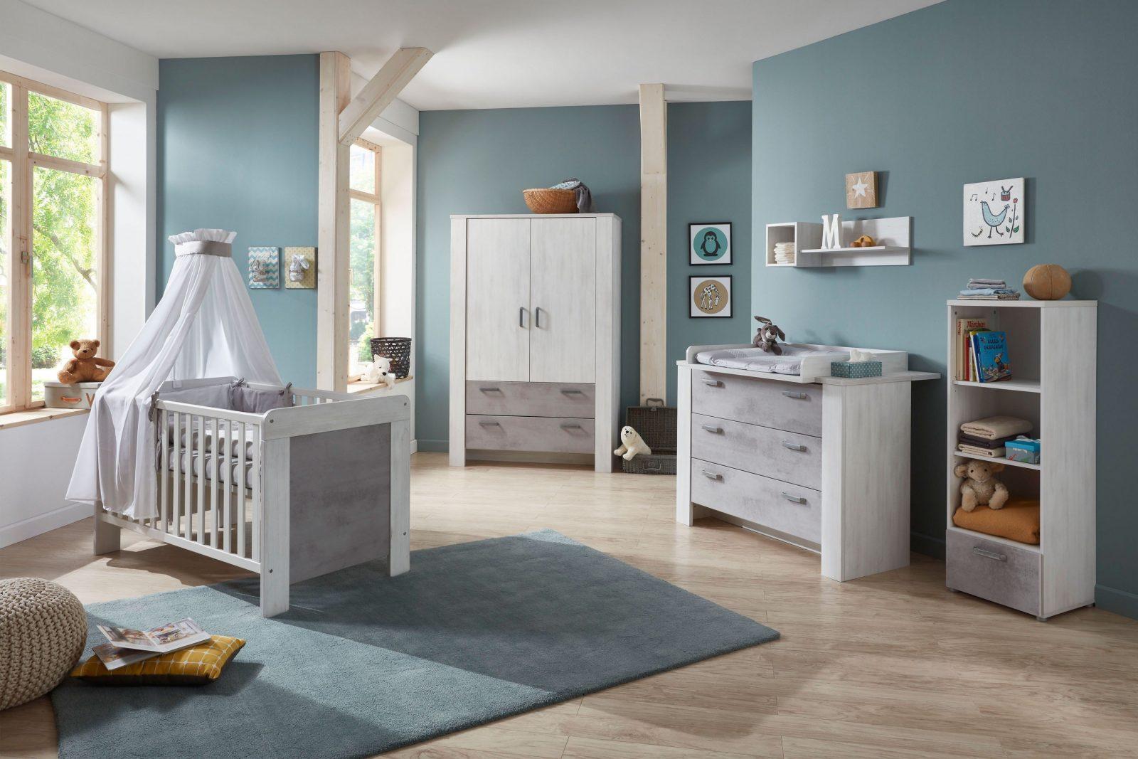 Lola Von Arthur Berndt  Babyzimmer Weiß  Grau von Babyzimmer Weiß Grau Bild