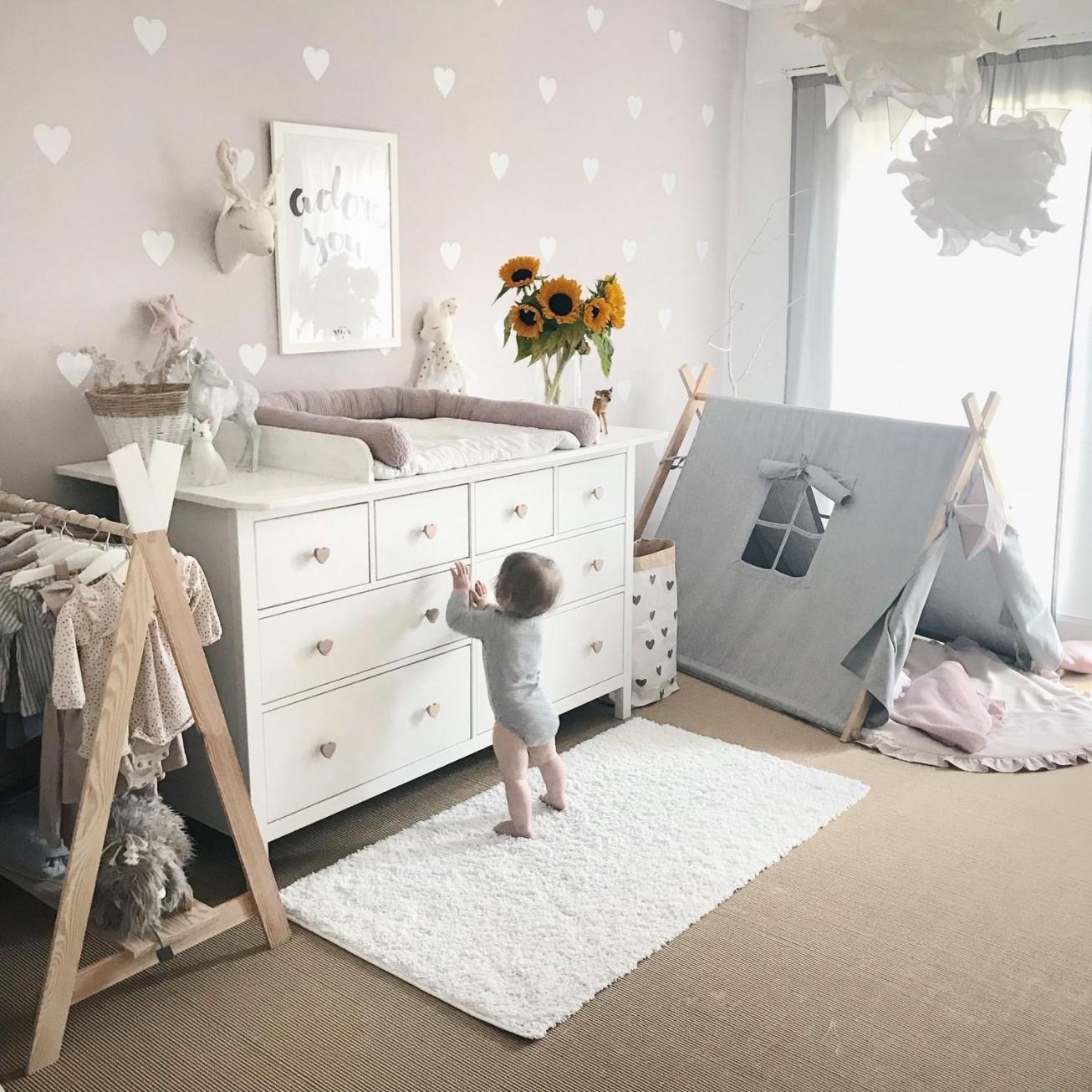 Mein Baby Wird Groß 💕 Babyzimmer Kinderzimmer Wic In von Babyzimmer Mädchen Einrichten Bild