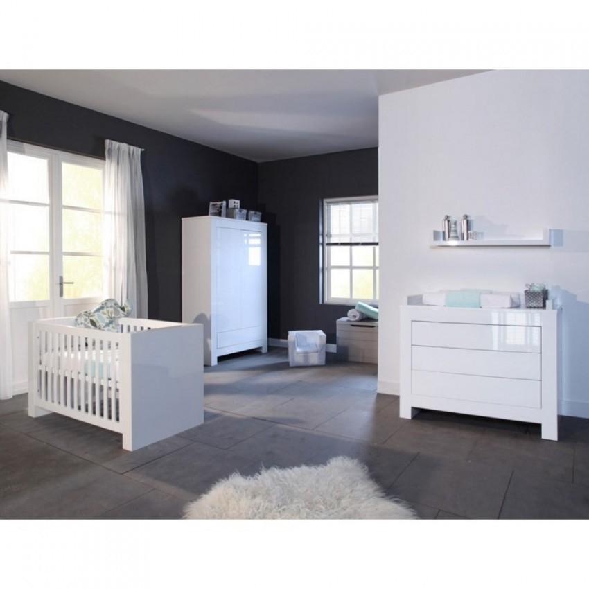 Seite 6 Von 13  Babyzimmer  Babymöbel  Shop Resort Möbel von Babyzimmer Weiß Hochglanz Bild