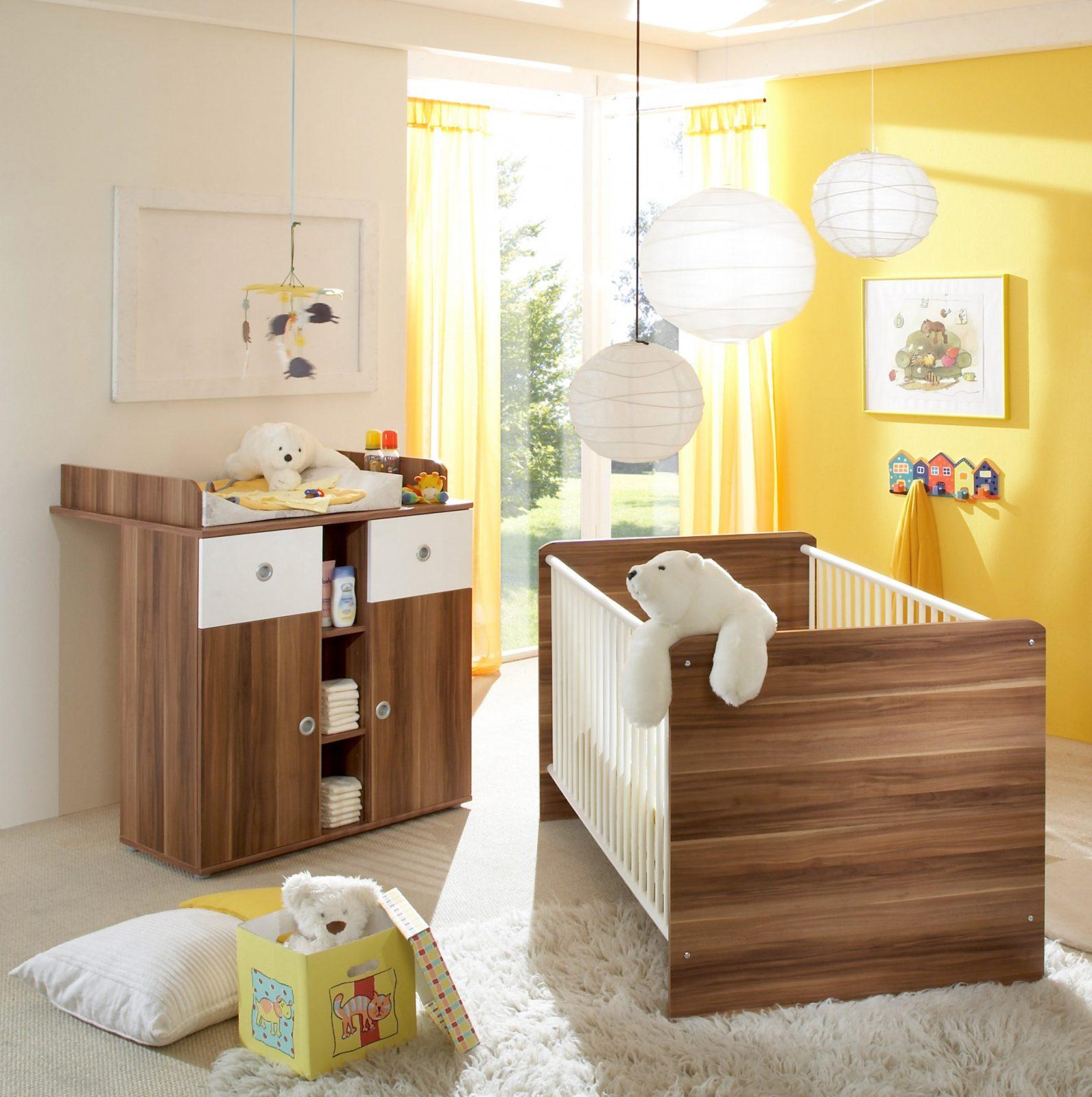 Babyzimmerset Babymöbel von Günstige Babyzimmer Möbel Bild